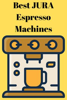 . Today we will review the Best JURA Espresso Machines for 2019. When you need to have the best coffee makers for the best coffee experience, there is no doubt that you need to look into some important factors for sure. Well, this is one of the main reasons why we are here to help you out with everything. We are going to provide you with the best help that you need when it comes to selecting the coffee makers and espresso machines which make your job of coffee making a bit easier. Jura Coffee Machine, Espresso Coffee Machine, Jura Espresso, Joe Coffee, Espresso Machine Reviews, Automatic Coffee Machine, Coffee Center, Dog Treat Jar, Best Coffee Maker