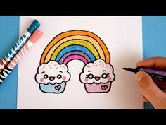 KAWAII EINHORN EMOJI MALEN - YouTube