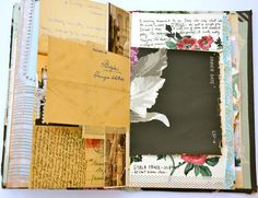 Love Mary's Journals - She offers a class in making journals