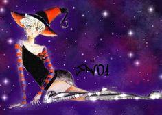 usagi tsukino sailor moon -special halloween by zelldinchit on DeviantArt Sailor Moon 2014, Sailor Moon Halloween, Naoko Takeuchi, Moon Illustration, Sailor Uranus, Moonlight, Bunny, Deviantart, Manga