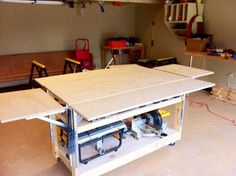 A Garage Workbench Is The Good Idea To Help You Save And Store Tools And  For An Ideal Work. There Will Be Many Styles, Here Are Some Garage Workbench  Ideas ...