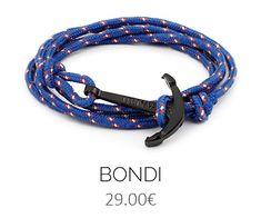 Leo Mazzotti shop, free worldwide shipping! #LEOMAZZOTTI #bracelet #watch  #fashionwatch #modernjewelry  #giftforher Bracelet Knots, Bracelet Watch, Only Fashion, Style Fashion, California Art, Turquoise Glass, Nautical Fashion, Love Blue, Blue Art
