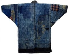 Sashiko is a form of decorative reinforcement stitching (or functional embroidery) from Japan. Traditionally used to reinforce points of wear, or to repair worn places or tears with patches. This j…