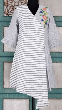 31 Tunic Dress Trending This Winter #stripes #tops #sleeves #shirts