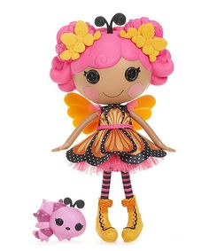 Another great find on #zulily! Mona Arch Wings Doll by Lalaloopsy #zulilyfinds