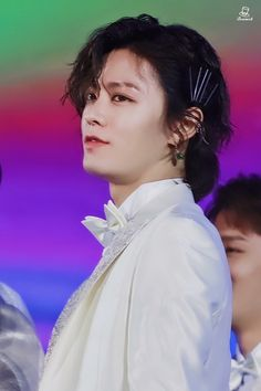 Hairstyle Look, Pretty Hairstyles, Nct Yuta, Jung Jaehyun, Dream Boy, Taeyong, Nct 127, Nct Dream, Hair Pins