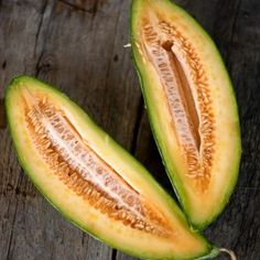Cucumis melo 'Banana' (Melon Banane) Graines