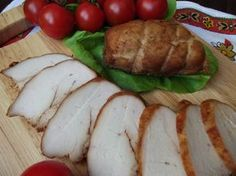 CAIETUL CU RETETE: Pastrama din piept de pui Charcuterie, Cook N, Good Food, Yummy Food, Romanian Food, Smoking Meat, Main Meals, Chicken Recipes, Food And Drink