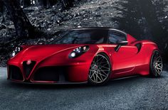 Pogea Alfa Romeo 4C 1 640x421 Pogea Racing Alfa Romeo 4C Looks Set to Be a Junior Ferrari