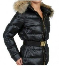 Buy Army Green Moncler Angers Down Jacket for Women