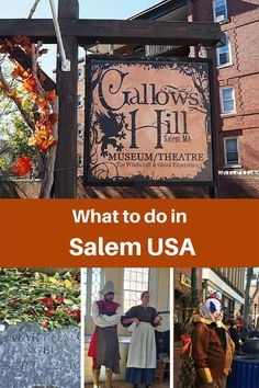 30 minutes north of Boston. Visiting Salem Massachusetts for Haunted Happenings around Halloween. Including Gallows Hill, the witch trials memorial, Cry Innocent reenactment, and much The Road, The Witcher, Salem Halloween, Haunted Happenings, Boston Travel, Boston Vacation, New England Travel, Travel Usa, Travel Tips
