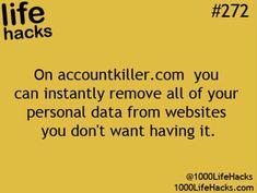 Hacks . . .