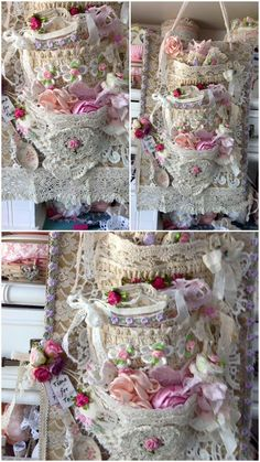 May giveaway- Stack cup wall hanging kit* entries by Michelle *Msgardengrove1 Monthly kit