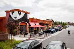 Panda Express, a buffet-style chain, plans to open in Manhattan in October. (Photo: Emily Berl for The New York Times)