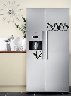 Hey, I found this really awesome Etsy listing at https://www.etsy.com/listing/84533995/save-the-penguin-fridge-decal