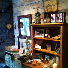 The Riverbank General Store, Mill Village, Nova Scotia - gift shop, general store, restaurant and ice cream shop.