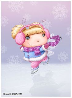 Winter Fairy-Bugs by Lia Selina