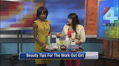 Beauty tips for the work out girl | News - Home