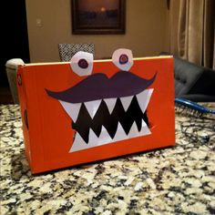 Awesome valentines box