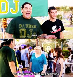 pitch perfect... this line gets me everytime!