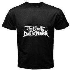 the black dahlia murder tshirtSize S M L XL 2XL 3XL 4XL and 5XL | butikonline83 - Clothing on ArtFire