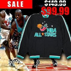 16b60f5e283 13 Best 1996 NBA All Star Game images in 2019 | All star, Converse, Star