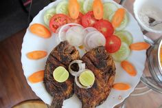 Karee Meen fry