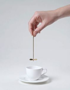 Fancy - Coffee Propeller by Elsa Lambinet