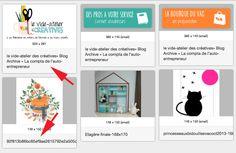Les astuces à connaître sur Pinterest – Epingler un titre sur Pinterest