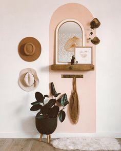Living Room Decor, Bedroom Decor, Wall Decor, Interior Inspiration, Room Inspiration, Wall Paint Inspiration, Daily Inspiration, Wall Design, House Design