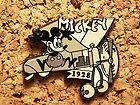 100 Years of Dreams Mickey Flying an Airplane 1928 Disney Pin #3 #EasyNip