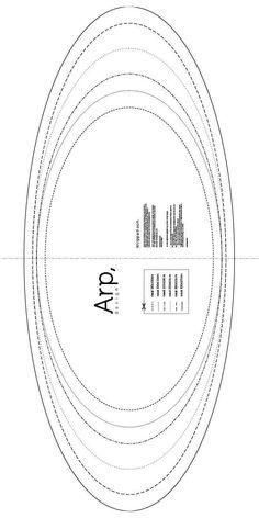 Bepaal de juiste maat voor jouw ovale tafel! Met een knippatroon ben je zo klaar. Zo kun je meteen ontdekken dat: -Een ovale tafel minder ruimte inneemt dan je zou denken. -Je met meer mensen aan een ovale tafel kunt zitten dan aan een rechte tafel -Je een ovale tafel ook schuin kunt zetten!