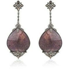 Bochic sapphire and diamonds