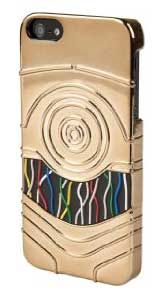 C3P0 Star War Case for iPhone 5