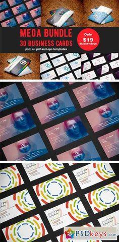 Mega Bundle Business Cards 2084368