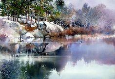 Nita Engle watercolor images - Google Search