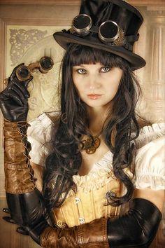 steampunksteampunk:  Meli Ray