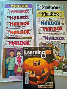 mailbox magazine on pinterest preschool preschool