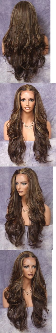 Isis Collectionmane Concept Brown Sugar Human Hair Stylemix