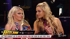 """""""This is all about you... until I take that title from you!"""" Does WWE SmackDown Live Women's Champion Alexa Bliss have to worry about Natalya?"""
