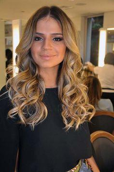 Fã da Thassia Naves? Conheça mais sobre os cabelos dessa linda blogueira! #cortesfemininos #celebridades #thassianaves #salaovirtual