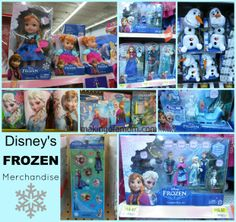 Having fun with frozen