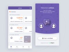 atStats - Interact with friends on Slack in a new way by Maciej Kotula