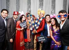 5 Reasons Why Indian Couples Must Have A Photo Booth At Their Wedding