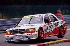 Mercedes 190E 2.3-2.5-16 Circuit