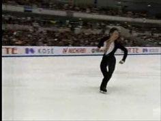 Daisuke Takahashi 06-07 FP オペラ座の怪人 - YouTube