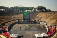 David Gilmour live at Pompeii – a photo essay   Art and design   The Guardian
