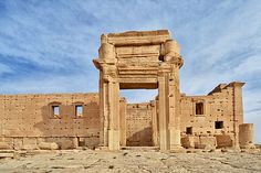 Palmyra 31 - Temple of Bel (Baal)