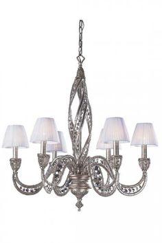 Medici 6-Light Chandelier ~ Home Decorators $999
