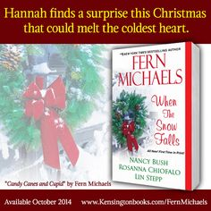 Something's in the air this holiday season, and it could be the beginning of a wonderful Christmas romance… http://www.kensingtonbooks.com/fernmichaels #FernMichaels